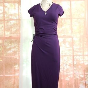 "Women's ""The Limited"" Maxi Scrunch Dress NWT"